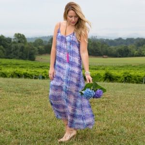 Show Me Your Mumu Turlington Snake Print Maxi S